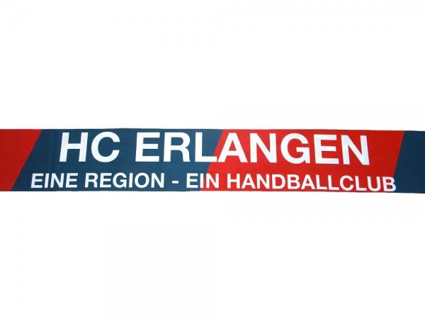 HC Erlangen Druckschal | Fan Schal blau/rot/weiß | onesize