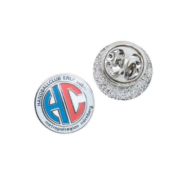 HC Erlangen Pin mit Logo