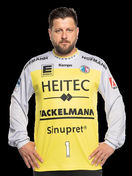 HC Erlangen Torwarttrikot Bundesliga 20/21