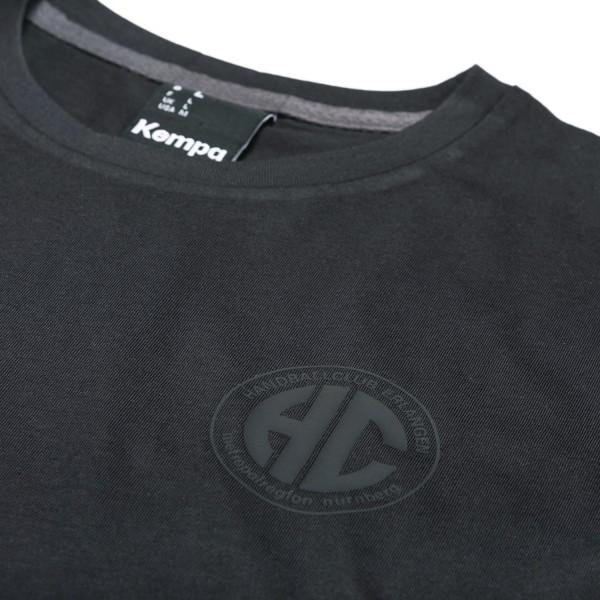 "Kempa T-Shirt ""Team Fashion"" schwarz-schwarz"
